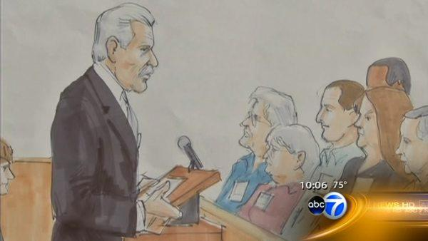 Emotional testimony at start of  Drew Peterson trial