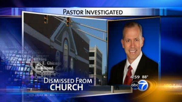 Church, FBI talk about fired Ind. pastor, investigation