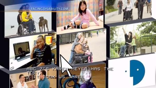 Website supports people with spinal cord injuries