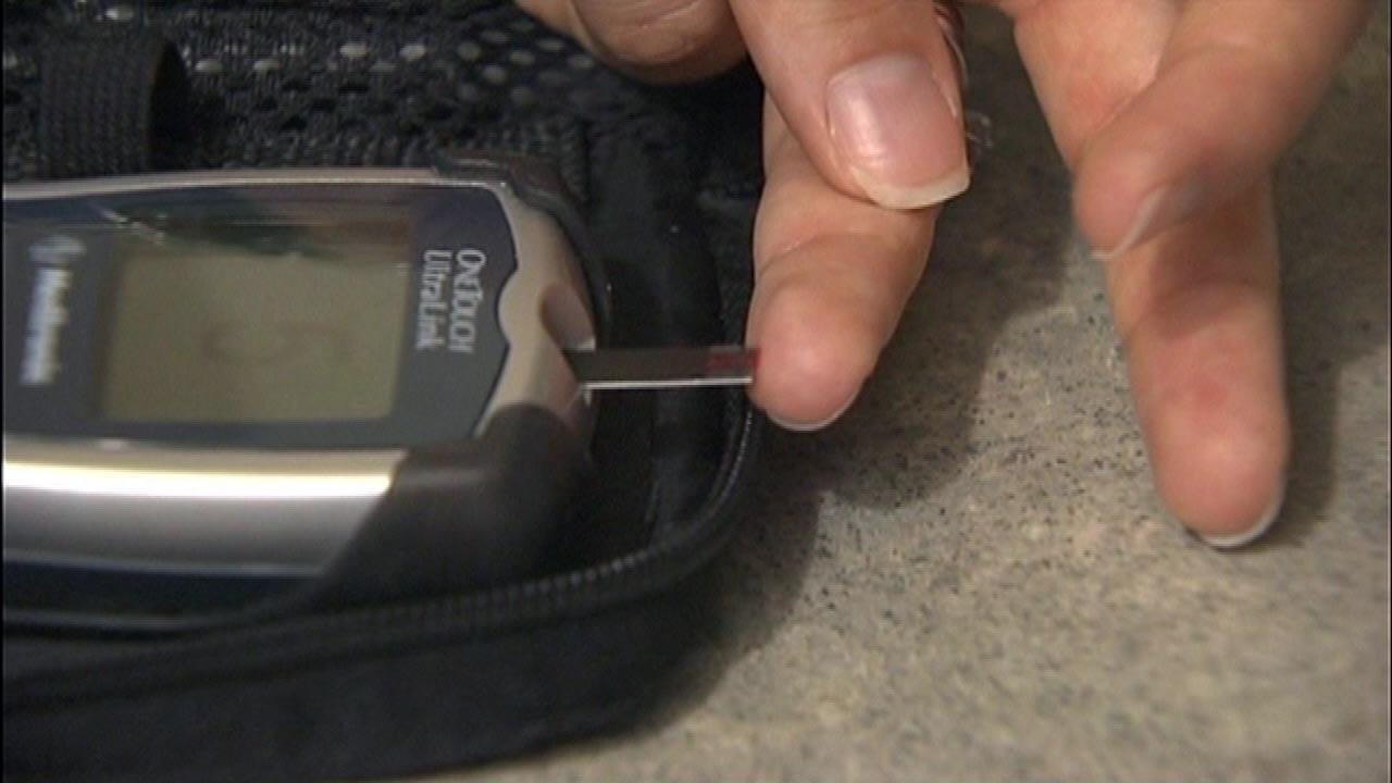 Diagnosing Diabetes: It's in the blood