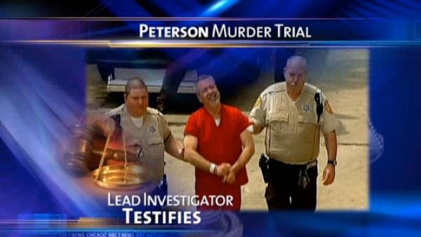 Witness at Peterson trial leaves courtroom crying