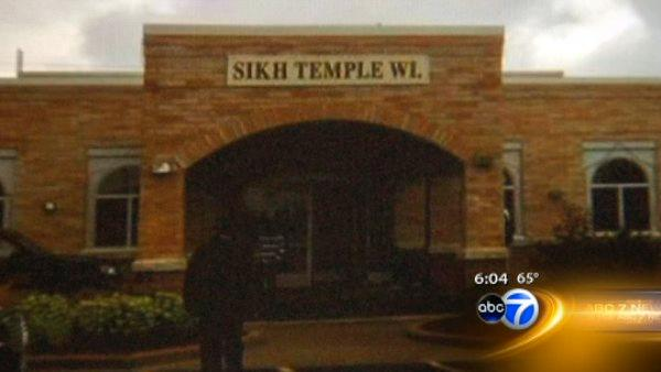 First look inside Sikh temple that saw mass shooting