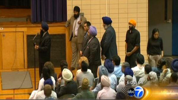 Thousands to gather to honor Sikh shooting victims