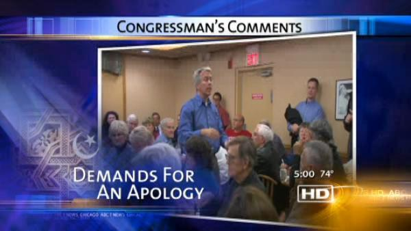 Religious leaders call for Cong. Walsh apology