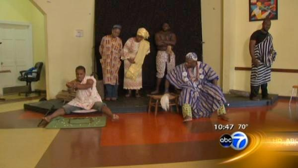 Dinner theater has taste of African culture, cuisine