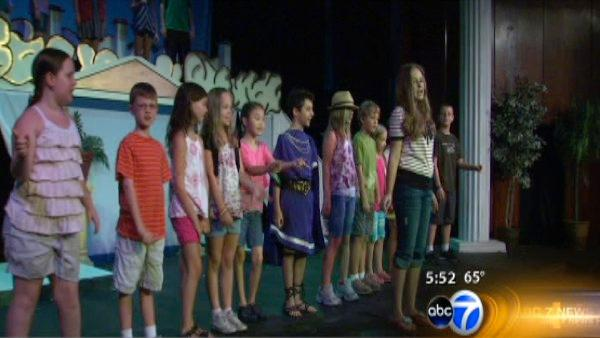 For Your Family: Actors Garden summer camp