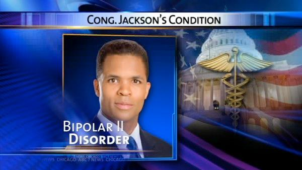 Jesse Jackson Jr. treated for bipolar disorder, Mayo Clinic says