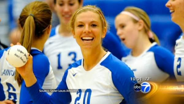 Ex-Wheaton volleyball player shot, killed in St. Louis