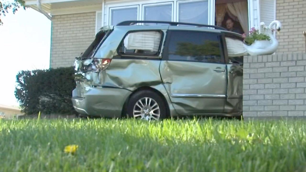 Charges expected in Northwest Side crash into house
