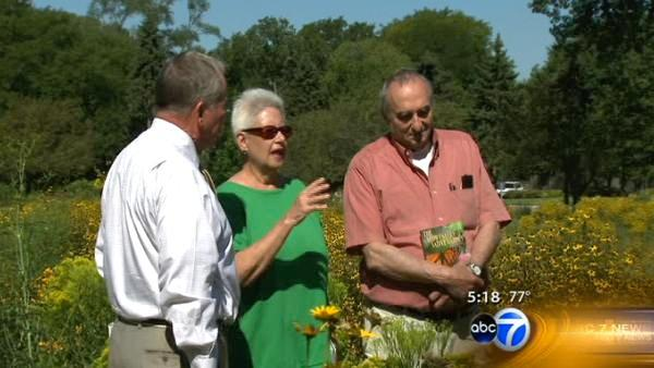 Wilmette couple restoring Illinois prairie