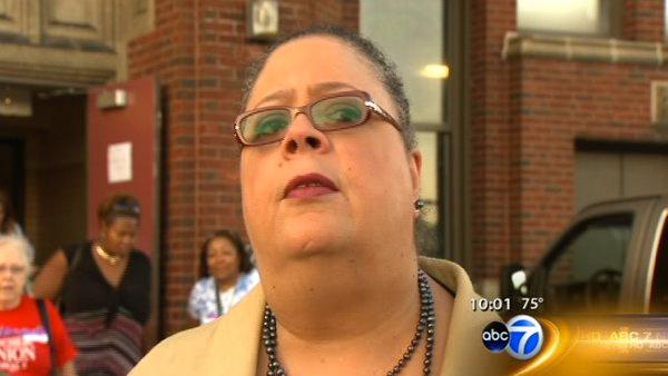 Karen Lewis says teachers will strike if necessary