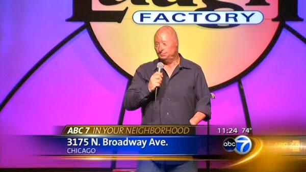 Laugh Factory calling Chicago home