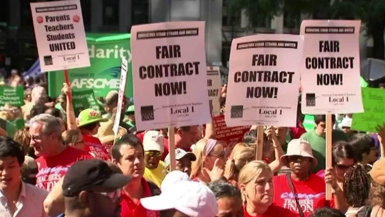 CTU takes legal action, sticks with Sept. 10th strike date