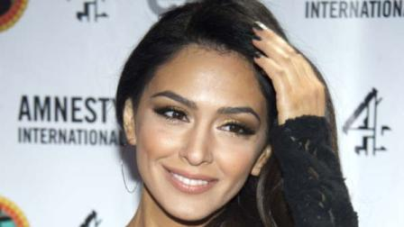 Nazanin Boniadi arrives to Amnesty Internationals Secret Policemans Ball in New York