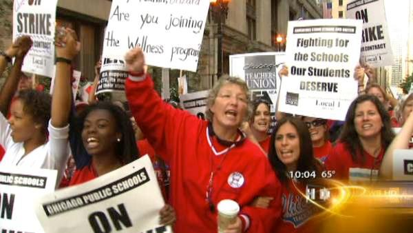 Chicago Teachers Strike: Talks to resume Tuesday