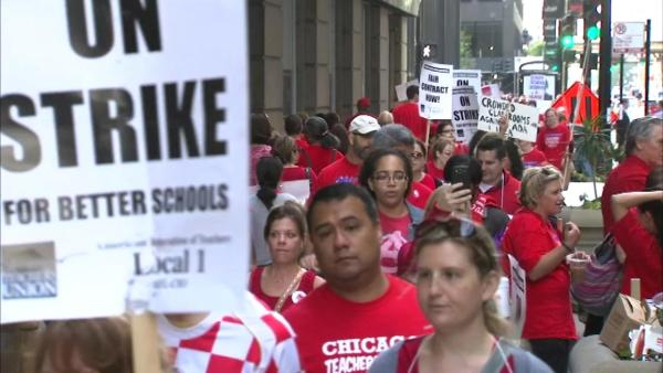 Chicago Teachers Union strike gets CPS ultimatum