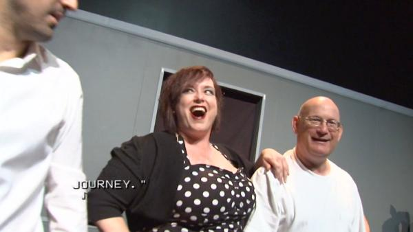 'The Mighty Ted' at Second City shows stroke recovery