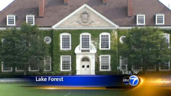 Lake Forest school open Monday as strike continues