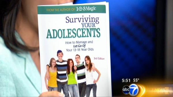 For Your Family: 'Surviving Your Adolescents'