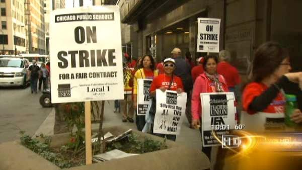 Strike costs add up