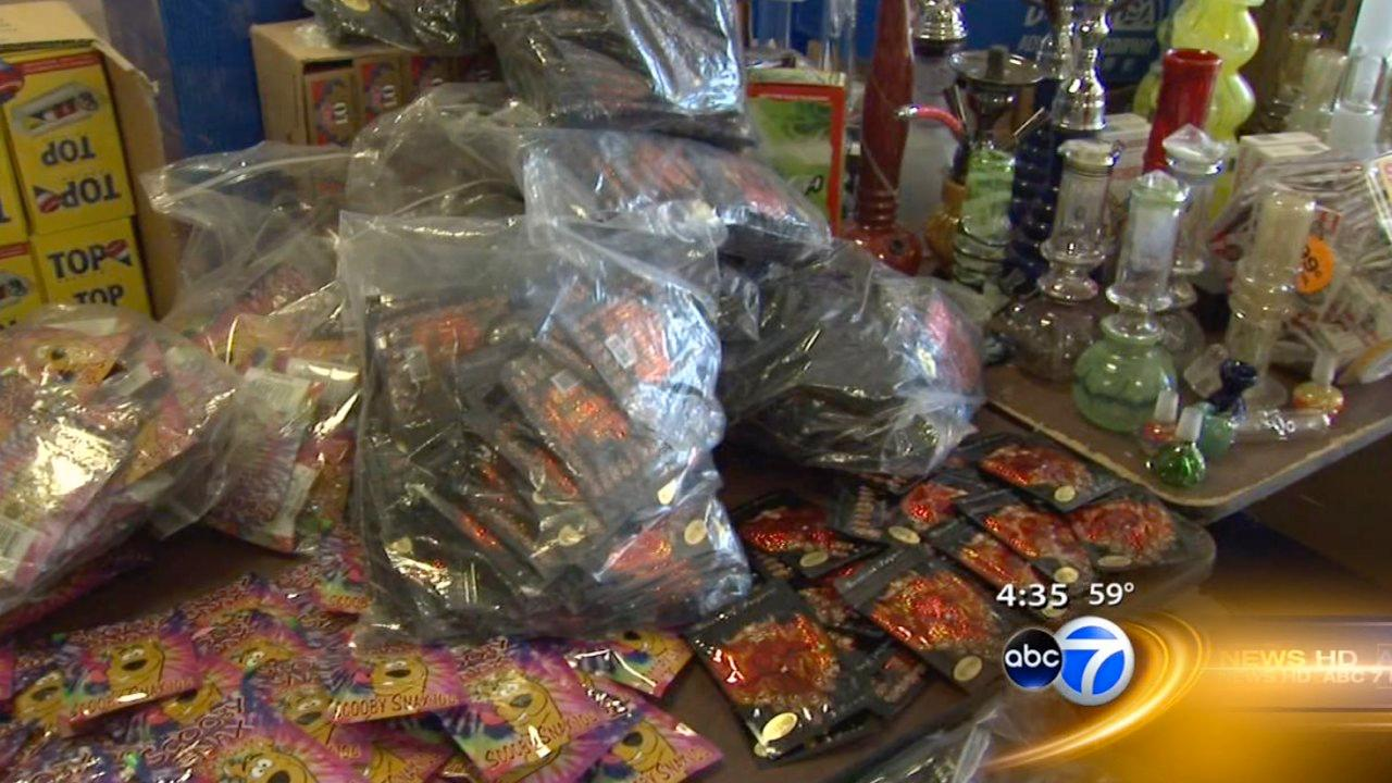 Chicago police have seized more than 100 lbs. of synthetic cannabis with an estimated street value exceeding $750,000.