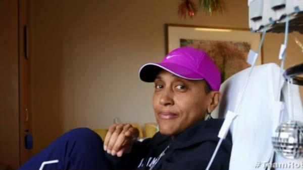 Robin Roberts bone marrow transplant Thursday