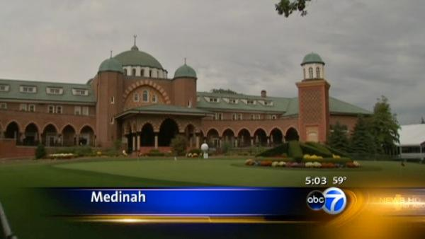 Medinah prepares for Ryder Cup