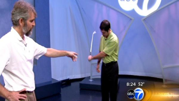 Chicago Ryder Cup:  Golf Exercises