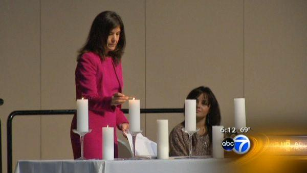 Event honors violent crime victims, survivors