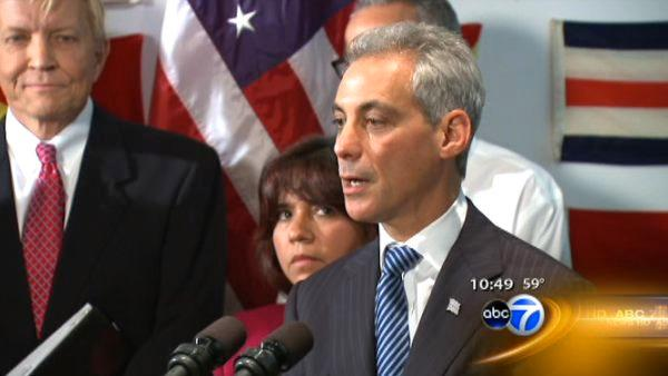 Emanuel promises no tax increase in next budget