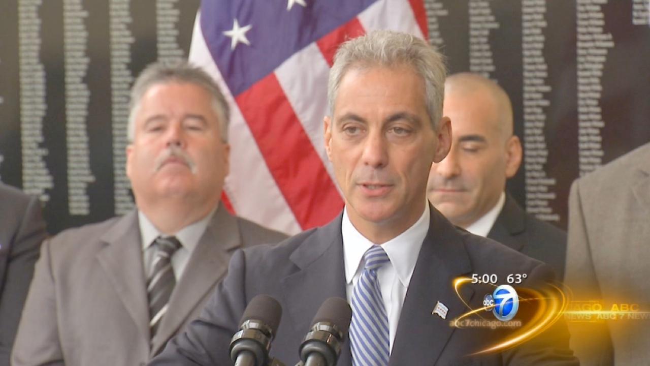 Mayor: City, union teamwork keeps McCormick Place busy