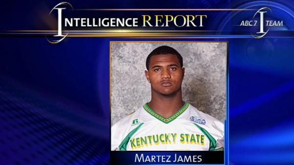 Kentucky State QB Martez James arrested before 'Chicago Classic' game at Soldier Field