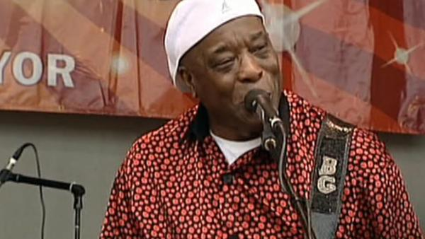 Buddy Guy, Chicago blues legend, to get Kennedy Center Honor