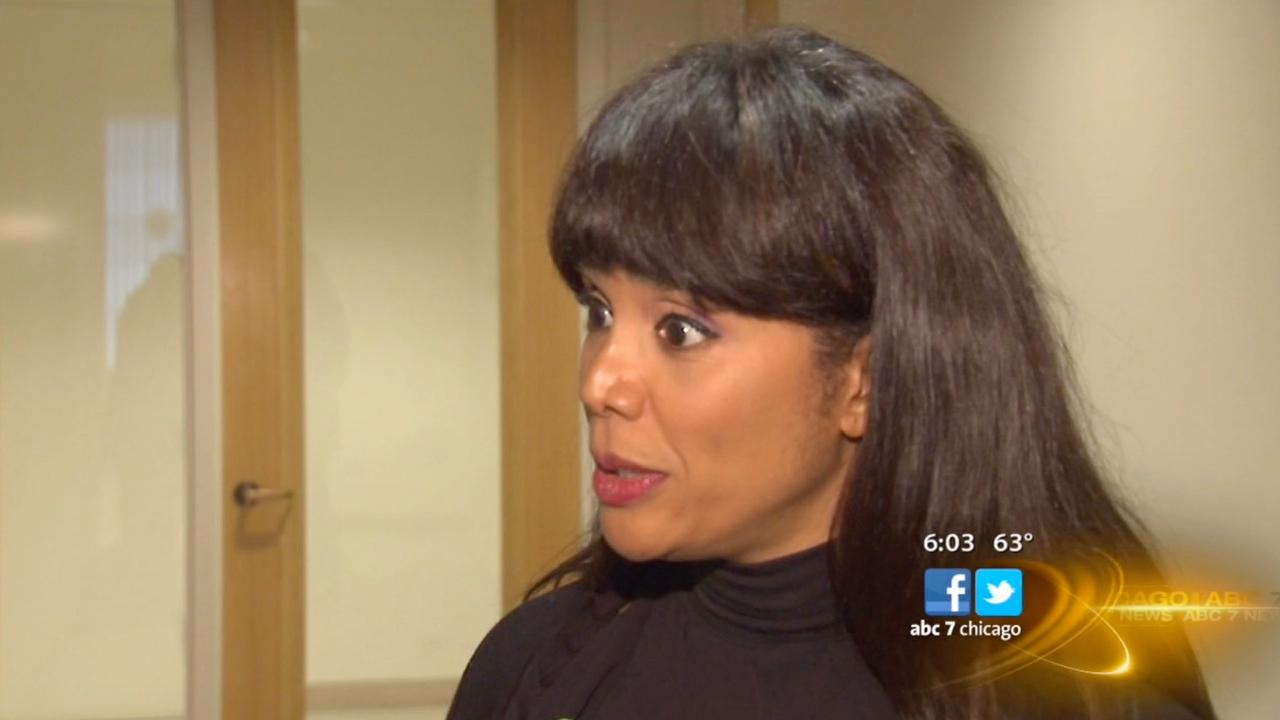 Ald. Sandi Jackson: I'm not a candidate at this time