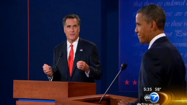 Presidential debate reaction from Chicagoans