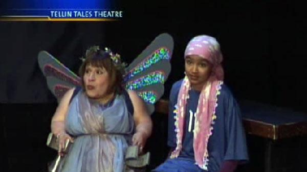 Tellin' Tales Theatre: Storytelling with a special purpose