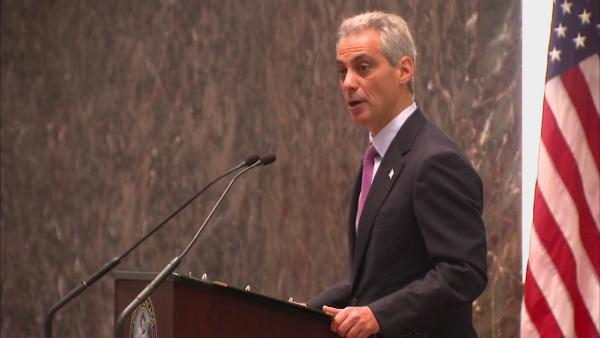Chicago Mayor Rahm Emanuel's 2013 Budget Speech