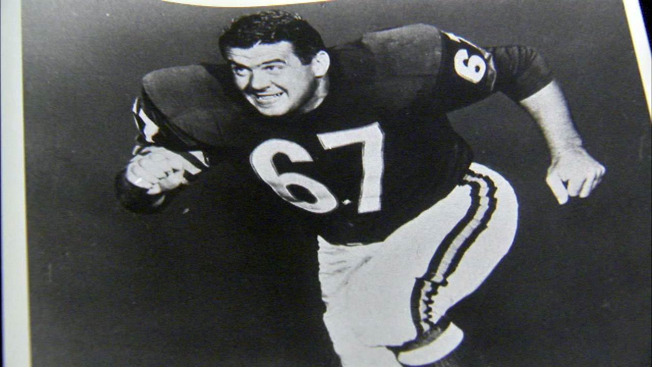 Ted Karras, brother of Alex Karras