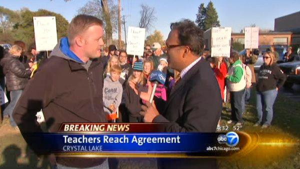 Deal reached in Prairie Grove teachers strike