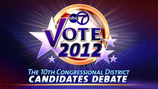 10th Congressional District Debate, Part 1