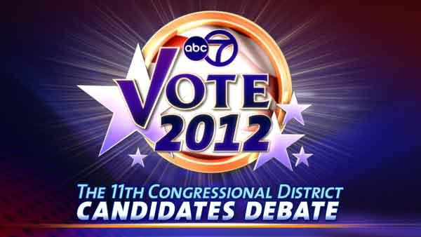11th Congressional District Debate, Part 1