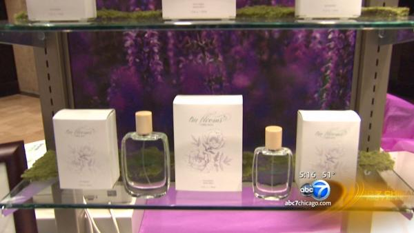 Want to smell like Chicago? Perfumer creates scent