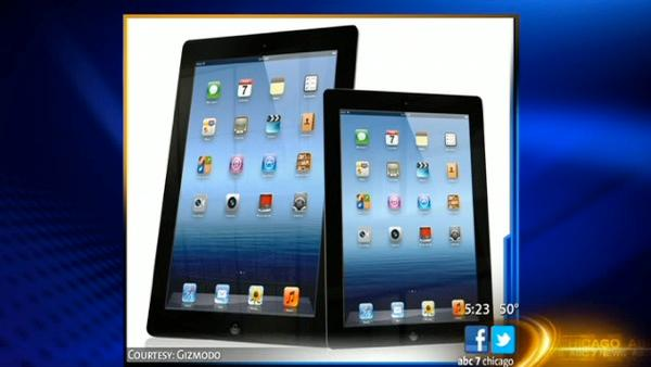 iPad Mini Preview