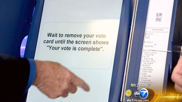 NewsViews: Election Day, Voting in Illinois, Pt. 1