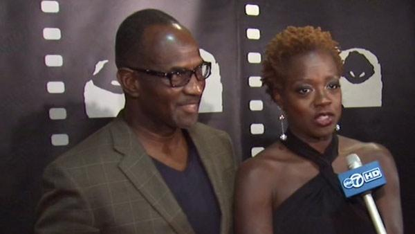 Viola Davis honored by Chicago Film Festival