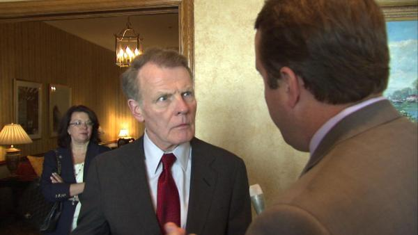 Full interview: Madigan talks pension, accountability