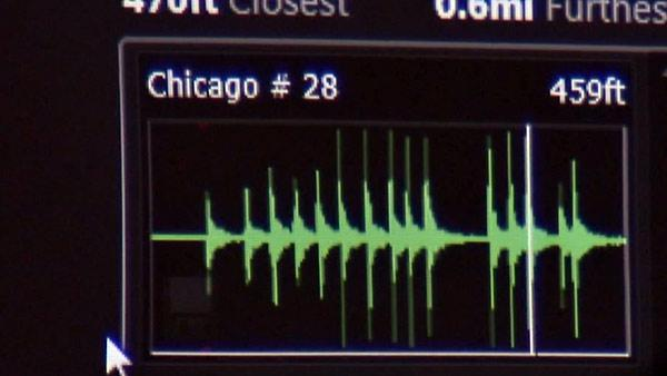 Gunshot sensors touted by Chicago police as new high-tech crime fighting tool