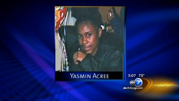 Yasmin Acree's family, friend mark her 20th birthday