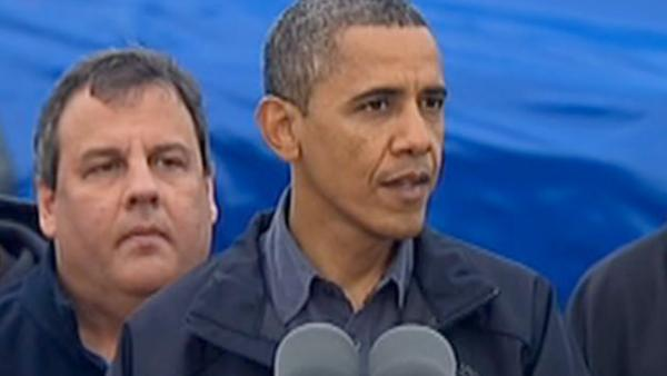 Hurricane Sandy Update: Obama, Christie tour devastated areas