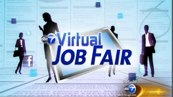 Virtual Job Fair: Holiday Hiring